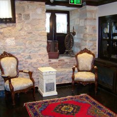 Hotel Edirne Osmanli Evleri интерьер отеля