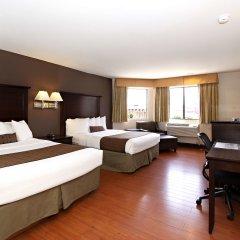 Отель Best Western Plus Dragon Gate Inn США, Лос-Анджелес - отзывы, цены и фото номеров - забронировать отель Best Western Plus Dragon Gate Inn онлайн комната для гостей