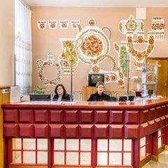 Гостиница Жовтневый интерьер отеля фото 4