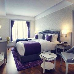 Отель Mercure Tbilisi Old Town Стандартный номер с различными типами кроватей фото 7
