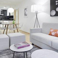 Отель Easo Terrace Apartment By Feelfree Rentals Испания, Сан-Себастьян - отзывы, цены и фото номеров - забронировать отель Easo Terrace Apartment By Feelfree Rentals онлайн комната для гостей фото 4
