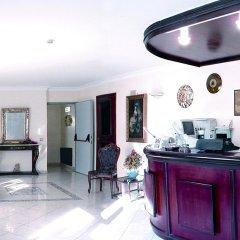 Отель Alceste Италия, Маринелла-ди-Селинунт - отзывы, цены и фото номеров - забронировать отель Alceste онлайн интерьер отеля фото 2