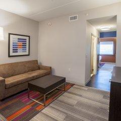 Отель Holiday Inn Express & Suites Indianapolis NE - Noblesville комната для гостей