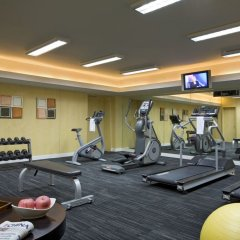 Отель Citadines Central Xi'an Китай, Сиань - отзывы, цены и фото номеров - забронировать отель Citadines Central Xi'an онлайн фитнесс-зал фото 3