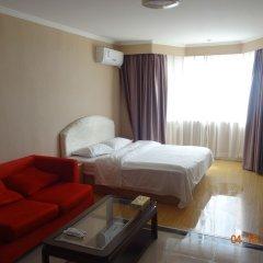Отель Beijing Sentury Apartment Hotel Китай, Пекин - отзывы, цены и фото номеров - забронировать отель Beijing Sentury Apartment Hotel онлайн комната для гостей фото 4