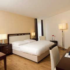 Radisson Blu Badischer Hof Hotel 4* Стандартный номер с различными типами кроватей фото 19