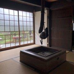 Отель Nouka Minpaku Seiryuan Япония, Минамиогуни - отзывы, цены и фото номеров - забронировать отель Nouka Minpaku Seiryuan онлайн ванная фото 2