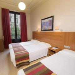 Отель Ciudad Condal Paseo de Gracia Испания, Барселона - отзывы, цены и фото номеров - забронировать отель Ciudad Condal Paseo de Gracia онлайн комната для гостей фото 2