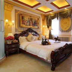 Отель Xiamen Feisu Knight Royal Garden Китай, Сямынь - отзывы, цены и фото номеров - забронировать отель Xiamen Feisu Knight Royal Garden онлайн комната для гостей фото 5
