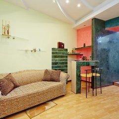 Гостиница Flat On Deribasovskaya комната для гостей