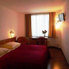 Отель Zur Post Мюнхен комната для гостей фото 5