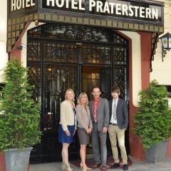 Отель Praterstern Австрия, Вена - 8 отзывов об отеле, цены и фото номеров - забронировать отель Praterstern онлайн городской автобус