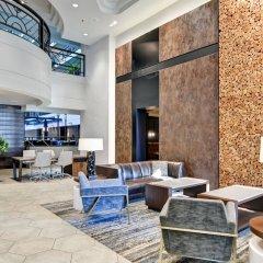 Отель Embassy Suites Minneapolis - Airport Блумингтон интерьер отеля фото 3