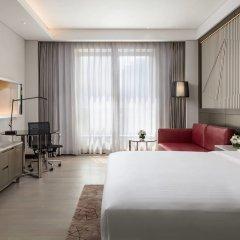 Отель Courtyard by Marriott Tianjin Hongqiao Китай, Тяньцзинь - отзывы, цены и фото номеров - забронировать отель Courtyard by Marriott Tianjin Hongqiao онлайн комната для гостей фото 4