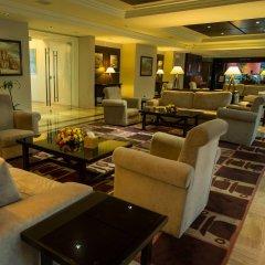 Century Park Hotel интерьер отеля