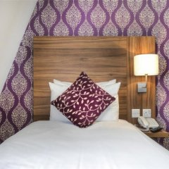Отель City Continental London Kensington комната для гостей