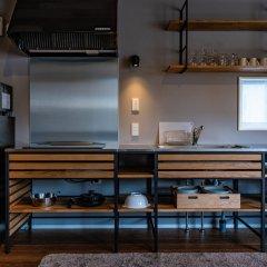 Отель Rakuten Stay House x Will Style Hachimanbori Омихатиман удобства в номере