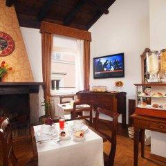 Отель Pantheon Inn Италия, Рим - 1 отзыв об отеле, цены и фото номеров - забронировать отель Pantheon Inn онлайн интерьер отеля