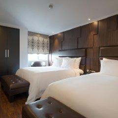 Hanoi La Siesta Diamond Hotel комната для гостей