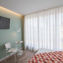 Отель Kubic Athens Smart Hotel Греция, Афины - отзывы, цены и фото номеров - забронировать отель Kubic Athens Smart Hotel онлайн комната для гостей фото 3