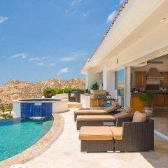 Отель Villa Leonetti Мексика, Педрегал - отзывы, цены и фото номеров - забронировать отель Villa Leonetti онлайн бассейн фото 2