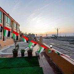 Отель Dana Al Buhairah Hotel ОАЭ, Шарджа - отзывы, цены и фото номеров - забронировать отель Dana Al Buhairah Hotel онлайн приотельная территория