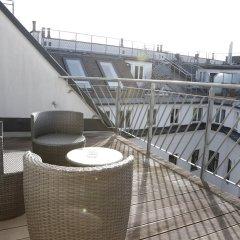 Апартаменты Kimi Apartments балкон