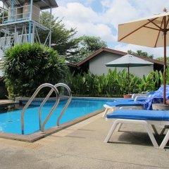 Отель Phuket Siam Villas бассейн фото 2