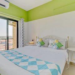 Отель OYO 24498 Home Elegant 1BHK Dabolim Индия, Южный Гоа - отзывы, цены и фото номеров - забронировать отель OYO 24498 Home Elegant 1BHK Dabolim онлайн комната для гостей фото 3
