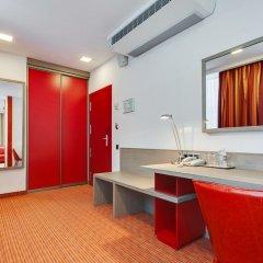 Ред Старз Отель 4* Стандартный номер с двуспальной кроватью фото 15