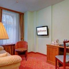 Гостиница Сретенская 4* Стандартный номер с различными типами кроватей фото 5