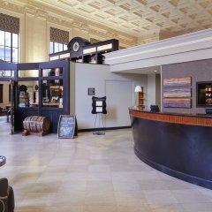 Отель Residence Inn by Marriott Columbus Downtown США, Колумбус - отзывы, цены и фото номеров - забронировать отель Residence Inn by Marriott Columbus Downtown онлайн интерьер отеля фото 3