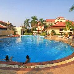 Отель Bach Dang Hoi An Hotel Вьетнам, Хойан - отзывы, цены и фото номеров - забронировать отель Bach Dang Hoi An Hotel онлайн бассейн фото 2