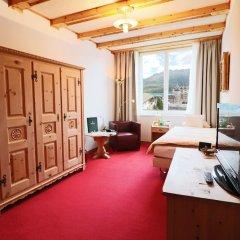 Отель Unique Hotel Eden Superior Швейцария, Санкт-Мориц - отзывы, цены и фото номеров - забронировать отель Unique Hotel Eden Superior онлайн удобства в номере фото 2