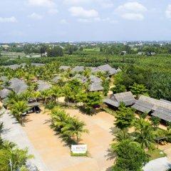 Отель Boutique Cam Thanh Resort балкон
