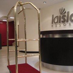 Отель La Isla Resort Понтеканьяно сауна