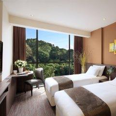 Отель Travelodge Harbourfront Singapore комната для гостей фото 5