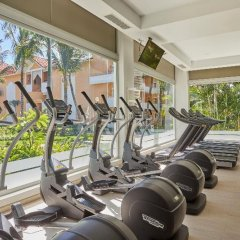 Отель Grand Bahia Principe Aquamarine фитнесс-зал фото 4
