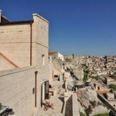 Отель Torretta Ai Sassi Матера приотельная территория