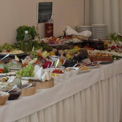 BEST WESTERN Villa Aqua Hotel питание