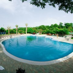 Отель Vilesh Palace Hotel Азербайджан, Масаллы - отзывы, цены и фото номеров - забронировать отель Vilesh Palace Hotel онлайн бассейн фото 3