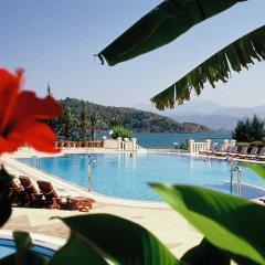 Ece Saray Marina & Resort - Special Class Турция, Фетхие - отзывы, цены и фото номеров - забронировать отель Ece Saray Marina & Resort - Special Class онлайн бассейн фото 3