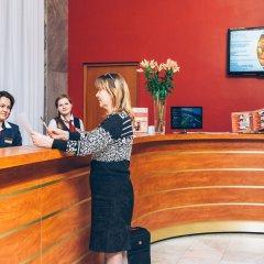 Гостиница Октябрьская интерьер отеля фото 2