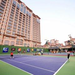 Отель Chateau Star River Guangzhou спортивное сооружение