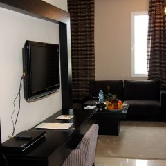 Отель Andalucia Golf Tanger Марокко, Медина Танжера - отзывы, цены и фото номеров - забронировать отель Andalucia Golf Tanger онлайн удобства в номере