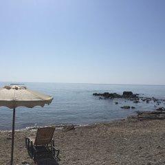Отель Al Mare Villas пляж фото 2