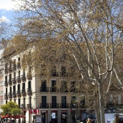 Отель SLEEP'N Atocha Испания, Мадрид - 2 отзыва об отеле, цены и фото номеров - забронировать отель SLEEP'N Atocha онлайн городской автобус