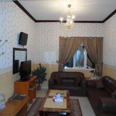 Al Jazeerah Hotel комната для гостей