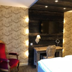 Отель HAVSHOTELLET Мальме комната для гостей