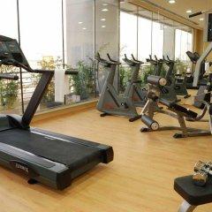 Отель MENA ApartHotel Albarsha фитнесс-зал
